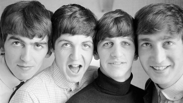 Música, The Beatles