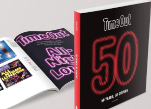 Time Out 50 merch