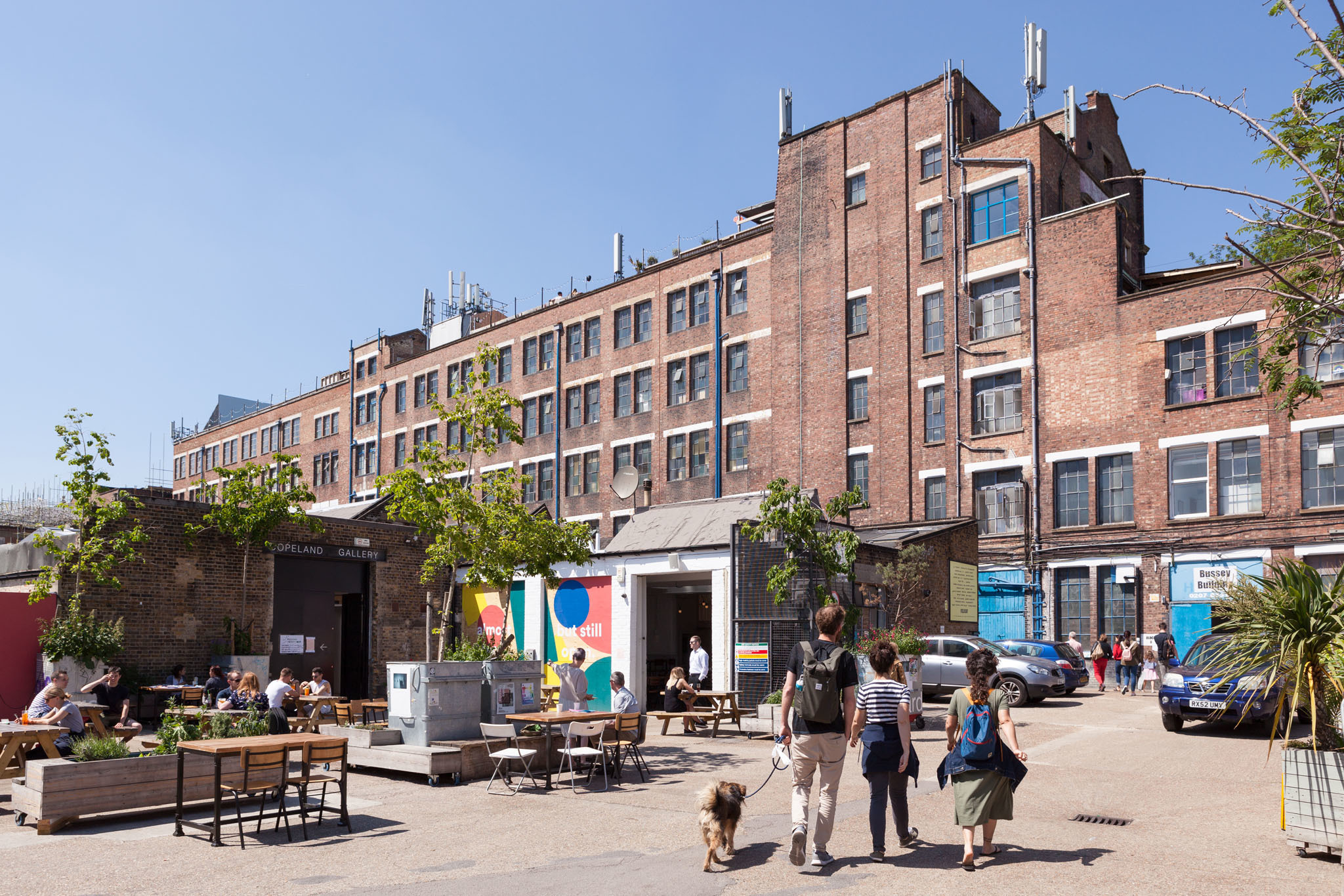 We've found London's coolest neighbourhood –and it's not Hackney