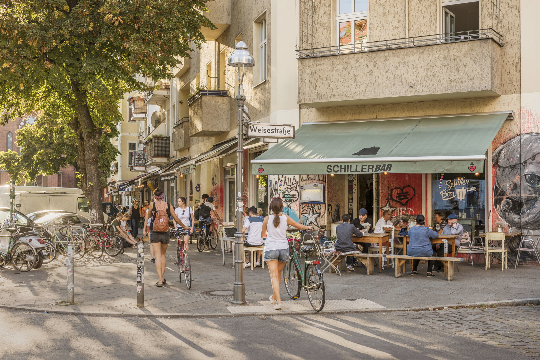 Ranked: the world's coolest neighbourhoods