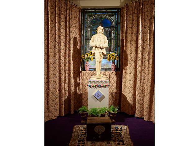 McDermott & McGough: The Oscar Wilde Temple