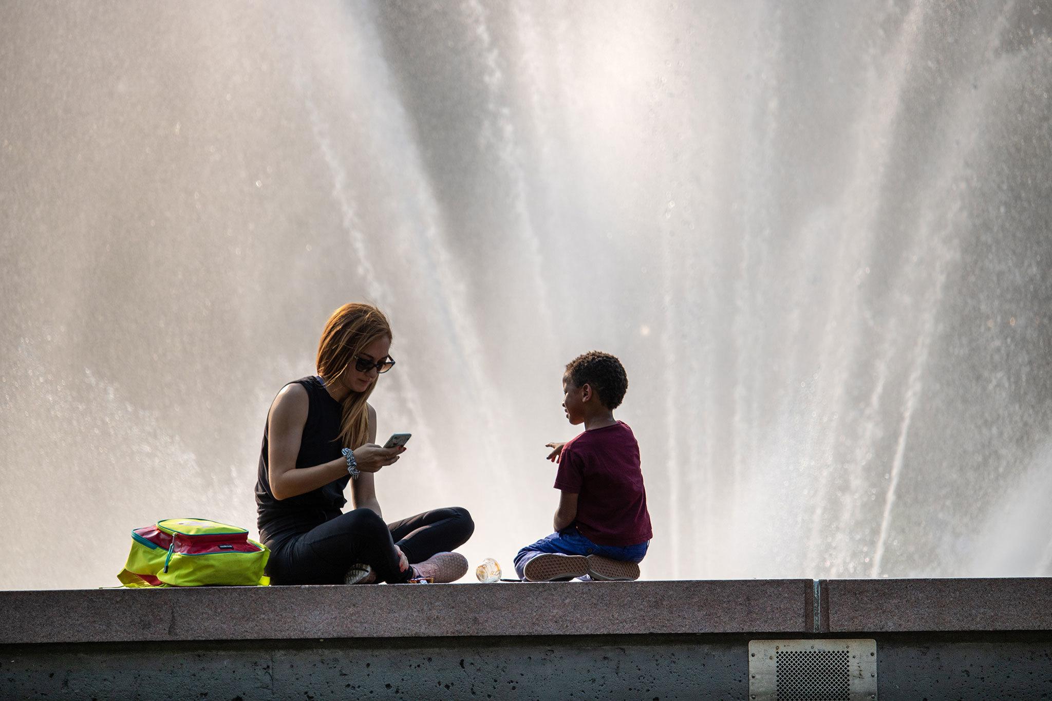 Kids in Seattle