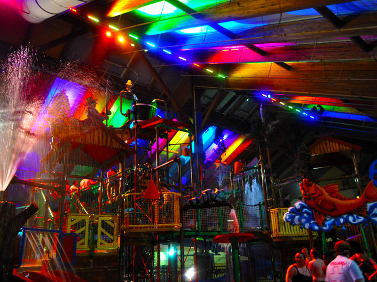 White Water Bay at Six Flags Great Escape Lodge & Indoor Waterpark