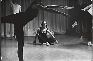 Yvonne Rainer: Bach