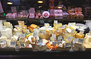 DTLA Cheese in Grand Central Market