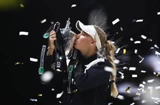 Caroline Wozniacki, WTA