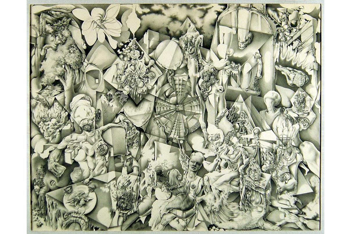 Gray Foy, Dimensions, ca. 1945-46