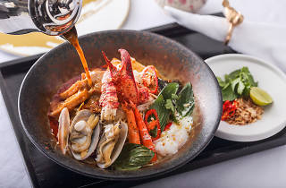 The  Town _lobster laksa