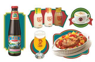 Hong Kong food brands