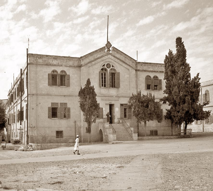 Exploring the unknown with Open Houses: housing in the Holy City
