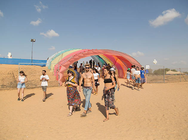 Become one with the music at InDnegev Music Festival