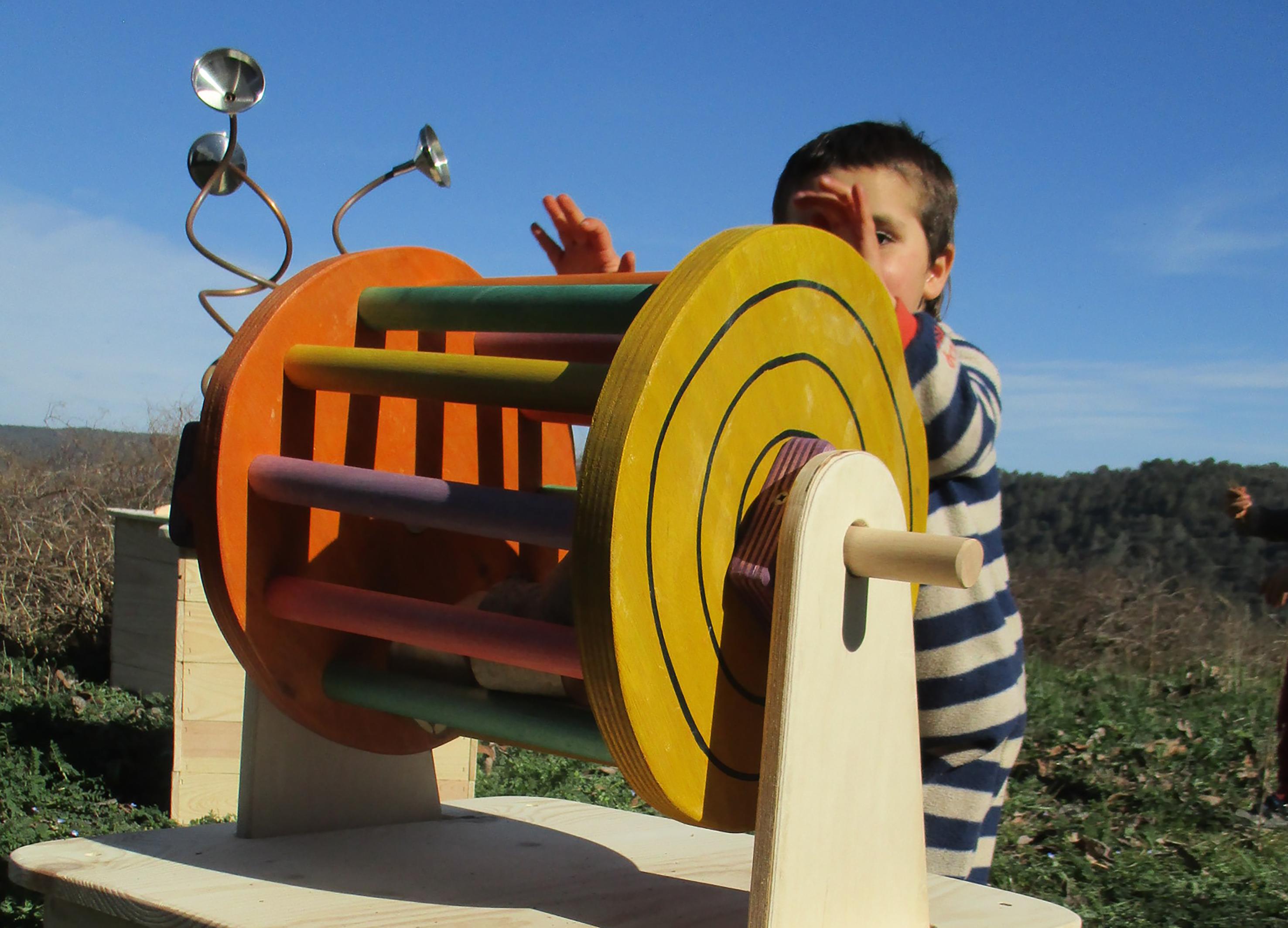 Family fun and traditions at the Palauet Albéniz