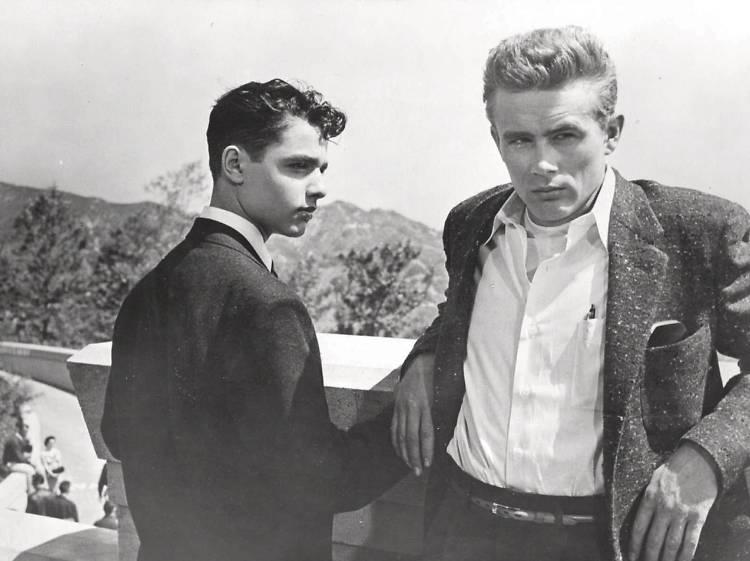 《阿飛正傳》Rebel Without A Cause (1955)