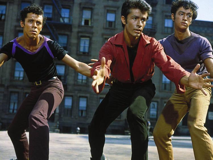 《夢斷城西》West Side Story (1961)