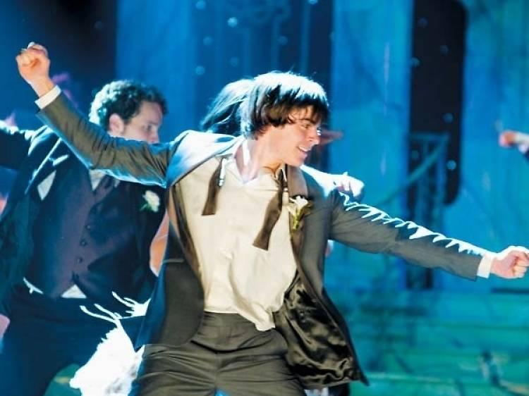 《歌舞青春》High School Musical (2006)