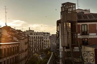 Entre los 50 barrios más cool del mundo está Embajadores en Madrid