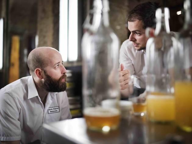 Els mestres cervesers de Moritz