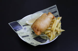 Fish and Chips Ilegal