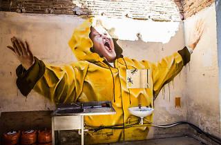 Bostik Murals (Manu Manu)