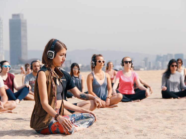 Practica running, yoga y bootcamp