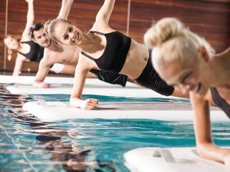 Float fit