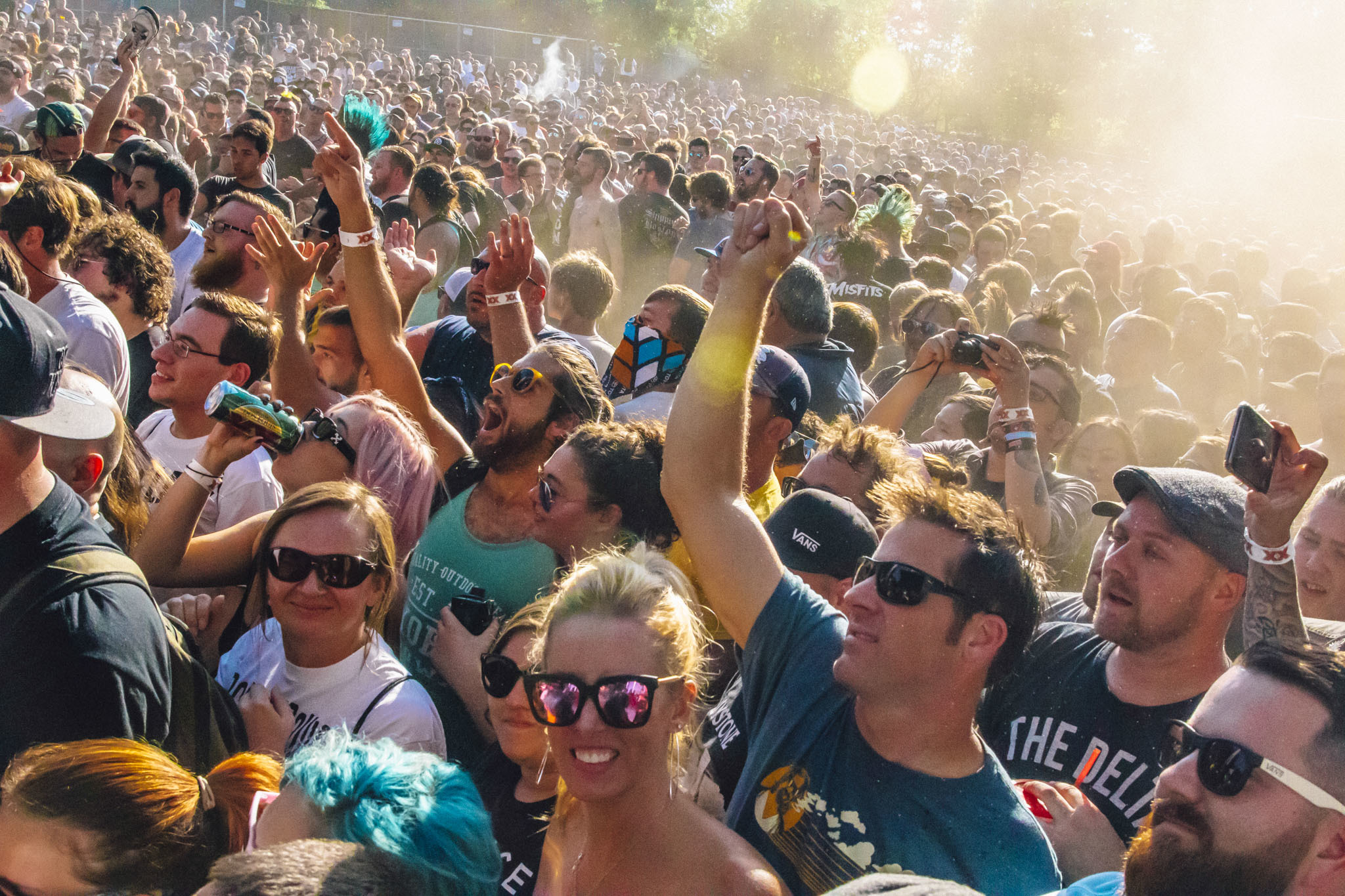 Relive Riot Fest 2018 with our gallery of amazing photos
