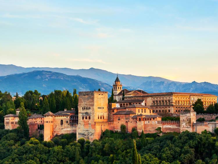 De tapes per Granada