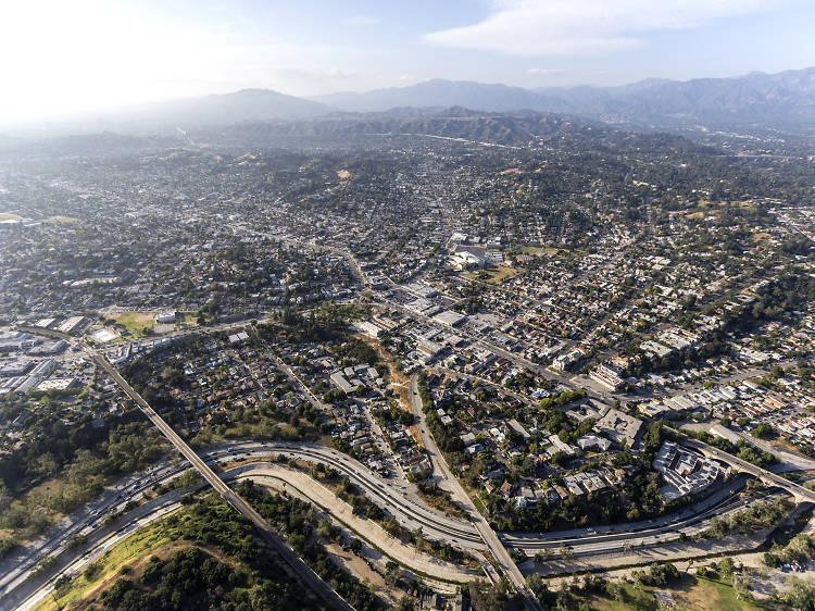 Highland Park, em Los Angeles