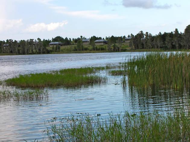 Lake Lousia State Park