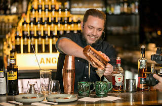 Dan Gregory House of Angostura takeover series
