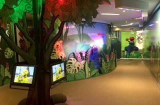Isla MyT Sésamo (Foto: Cortesía Museo de Memoria y Tolerancia)