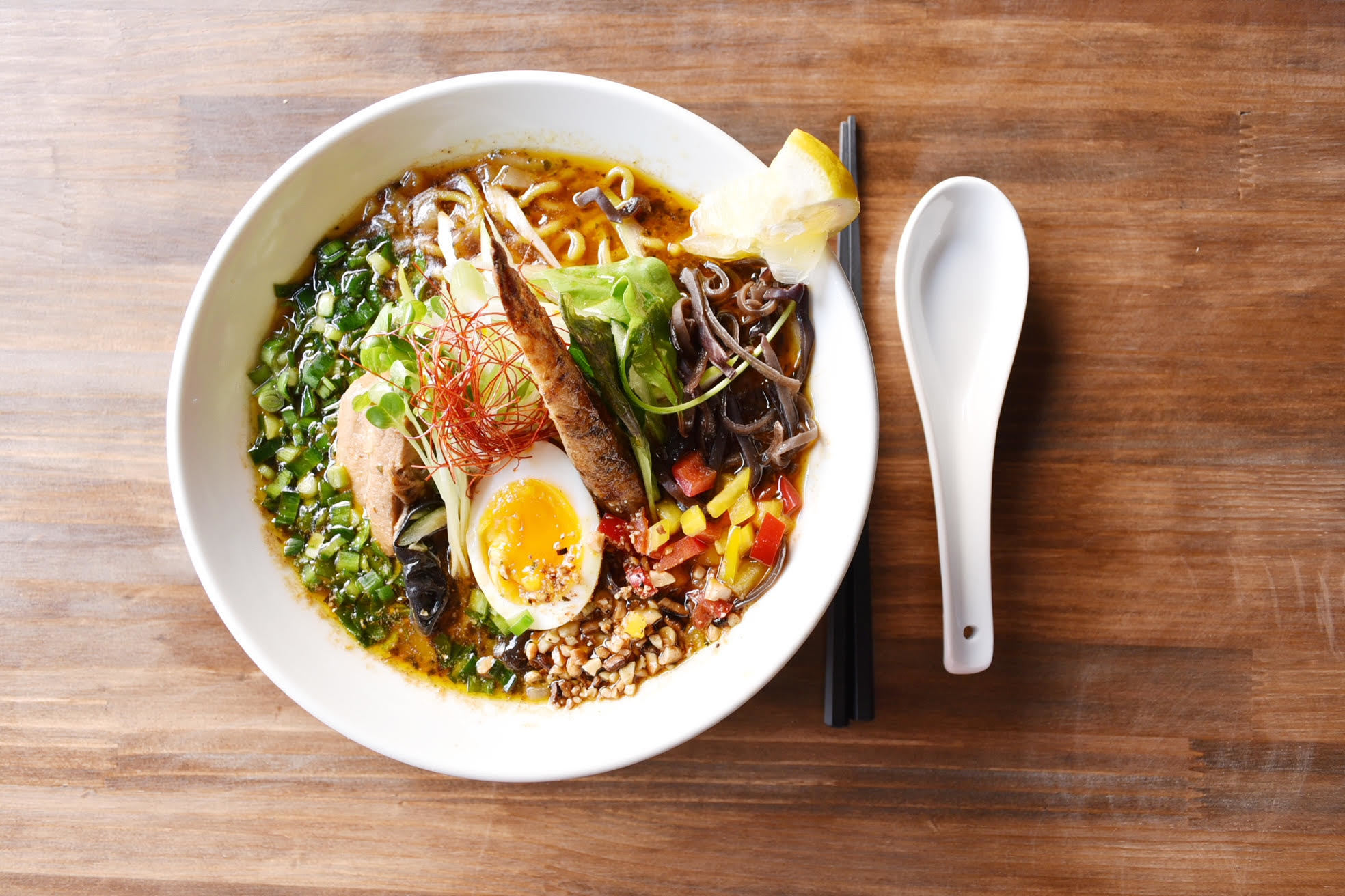 Best spicy ramen in Tokyo