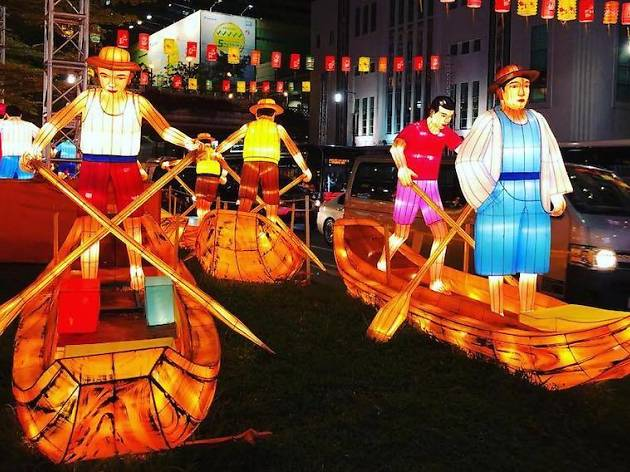 The best free Mid-Autumn Festival events in Singapore