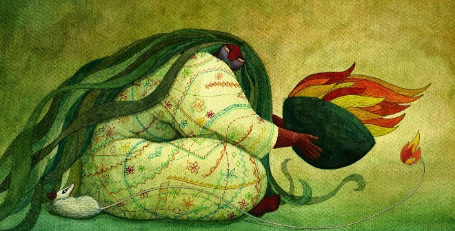 Pintacuentos. Ilustración mexicana contemporánea para niños