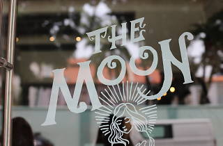 The Moon Bookstore