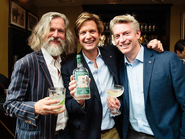 Sipsmith founders