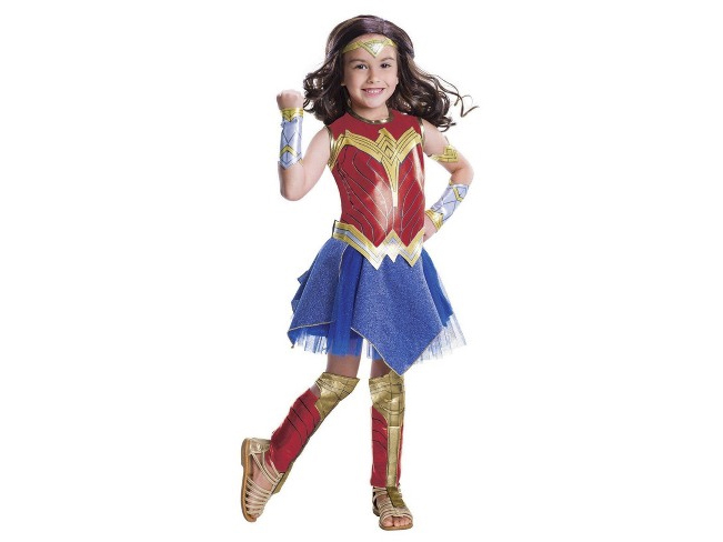 1 Best kids Halloween costumes Wonder Woman