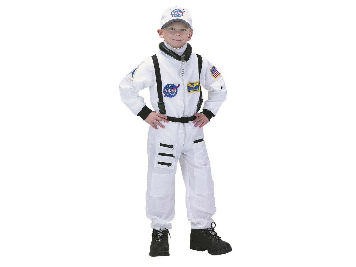 2 Best kids Halloween costumes Astronaut