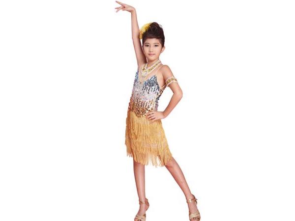 4 Best kids Halloween costumes Latin dancer