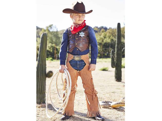 5 Best kids Halloween costumes Cowboy