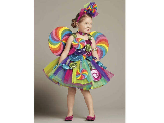 7 Best kids Halloween costumes Candy fairy