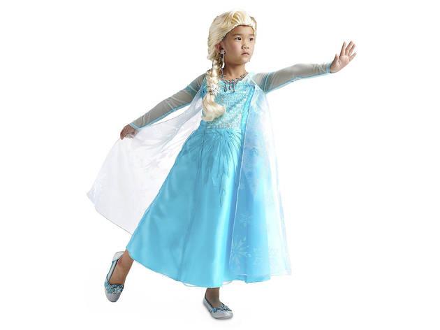 8 Best kids Halloween costumes Elsa