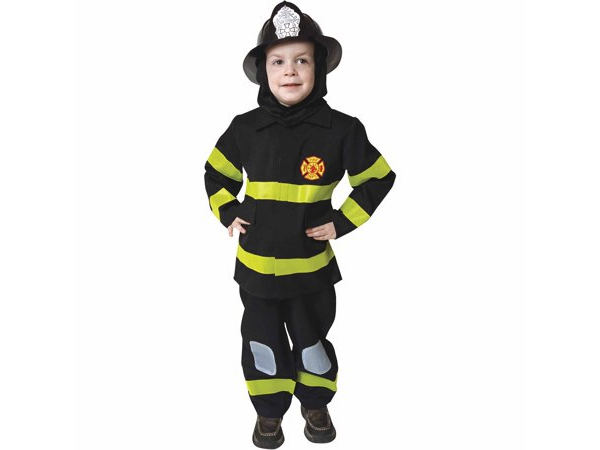 10 Best kids Halloween costumes Fireman