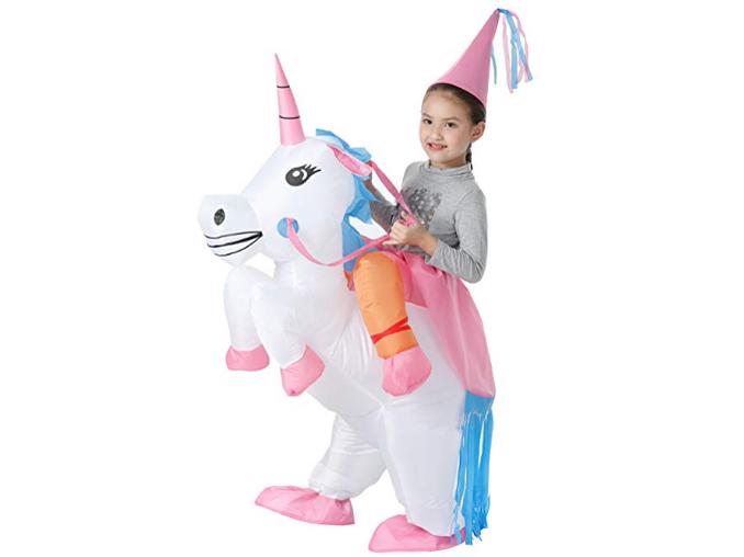 13 Best kids Halloween costumes Unicorn