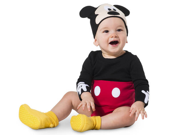 14 Best kids Halloween costumes Mickey Mouse