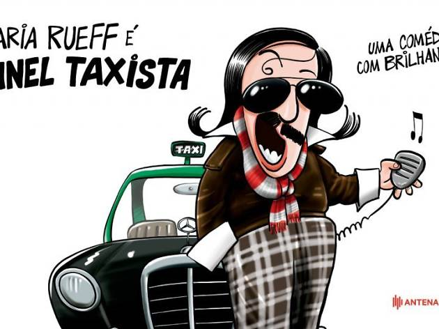 Zé Manel Taxista