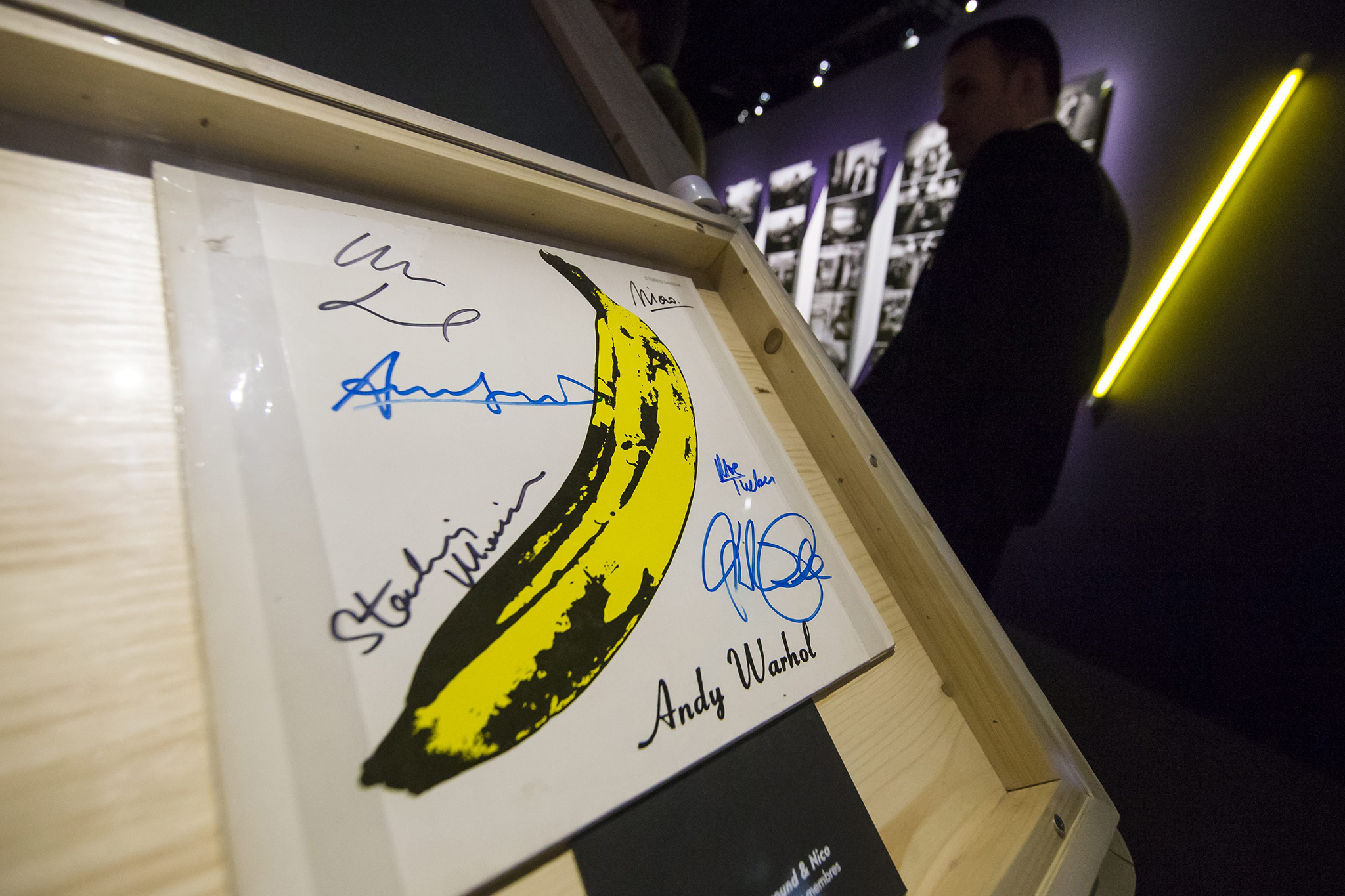 Inside the new Velvet Underground retrospective