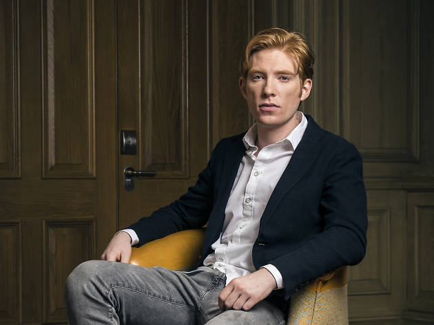 Time Out Meets Domhnall Gleeson