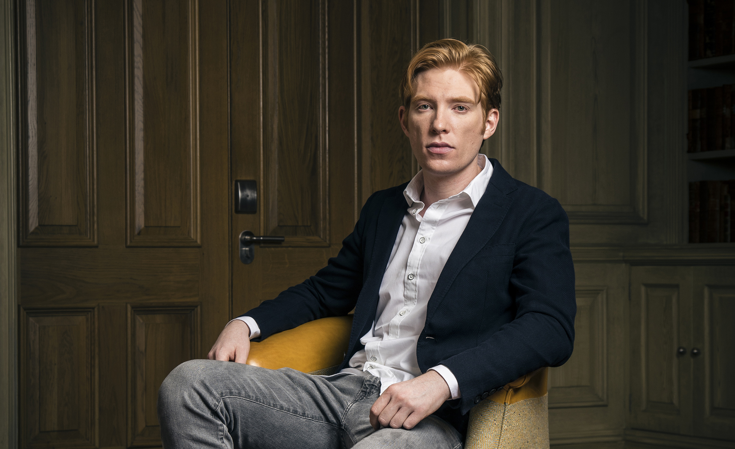 Domhnall Gleeson Talks The Little Stranger, Star Wars And ...