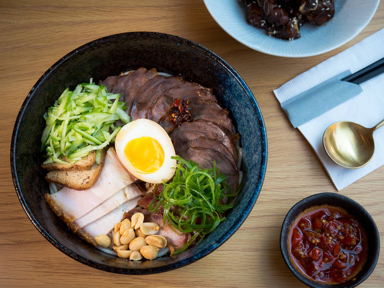 The East Village is now a mecca for lovers of Chinese cuisine.